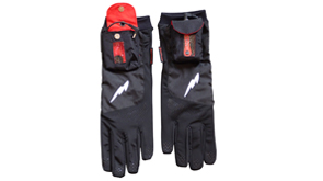 battery heated glove liner - Warmthru