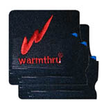 Warmthru Heated Motorbike Glove Battery Pair