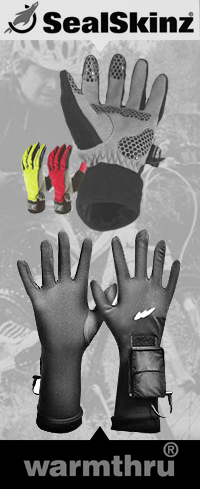 Cycling Gloves - All Weather