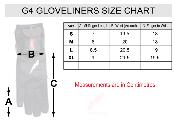 Warmthru G4 Heated Gloveliners - Black