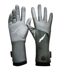 Warmthru G3 Heated Gloveliners- Grey (Limited Sizes)